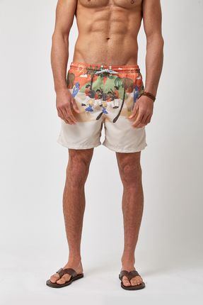 Shorts-Cordel---Estampado---Tamanho-P