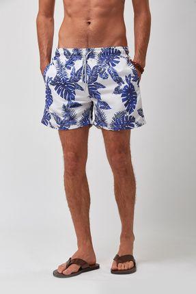 Shorts-Folhagem---Estampado---Tamanho-P