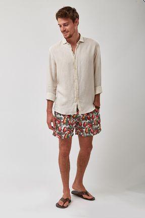 Shorts-Caju---Estampado---Tamanho-P