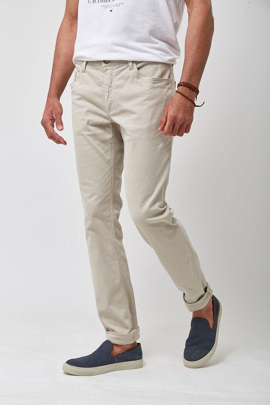Calca-Five-Pockets---Areia---Tamanho-38