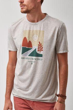 Camiseta-Rio-Sao-Francisco---Cinza-Mescla---Tamanho-P