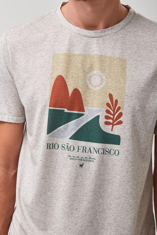 Camiseta-Rio-Sao-Francisco---Cinza-Mescla---Tamanho-GG