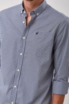 Camisa-Bd-Mini-Vichy---Marinho---Tamanho-M