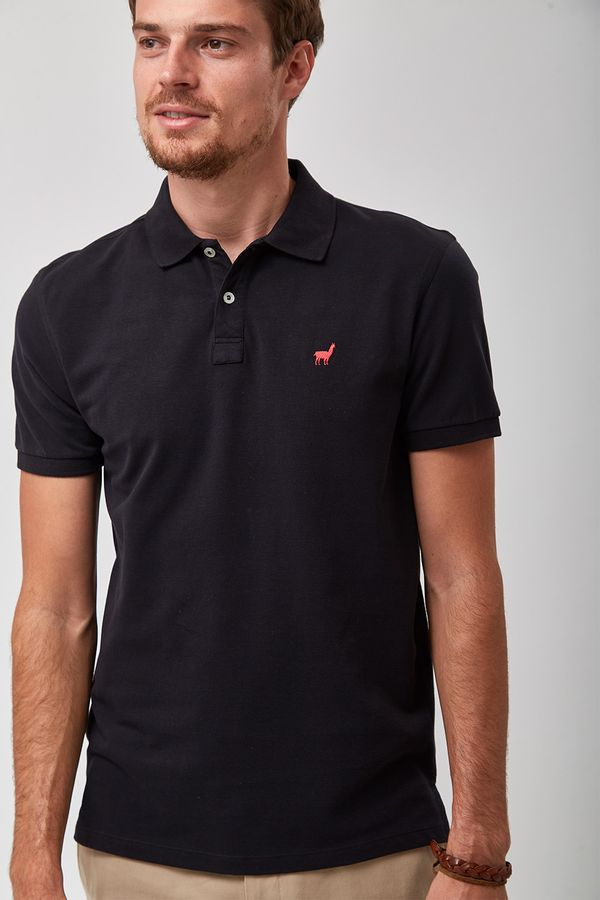 Polo-Lhama-Stretch-NS---Preto-