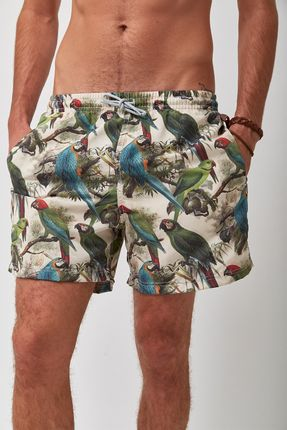 Shorts-Araras---Estampado-