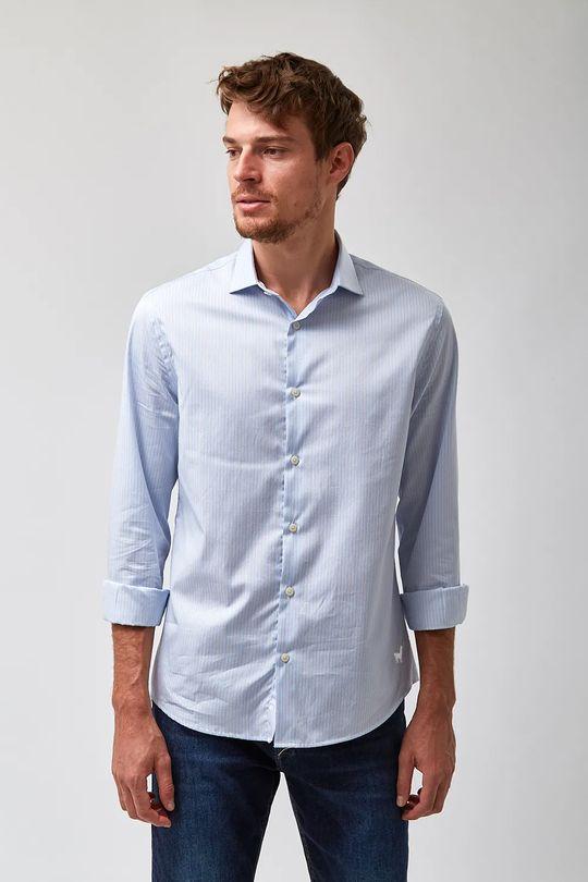 Camisa-Listra-Fio-80---Azul---Tamanho-P