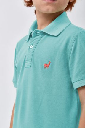 Polo-Lhama-Stretch-Boys---Verde-Menta-