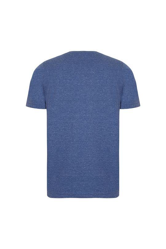 Camiseta-Eco-Botone-Mescla---Azul