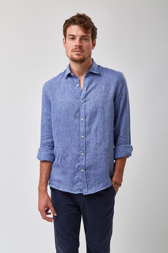 Camisa-100--Linho-Mescla---Indigo