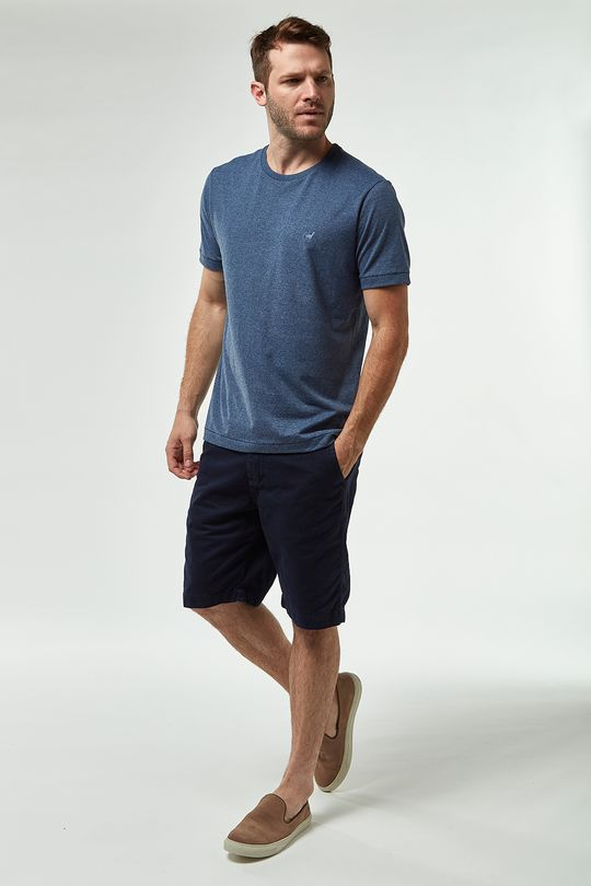 Camiseta-Eco-Malha-Mescla---Azul-Mescla---Tamanho-P