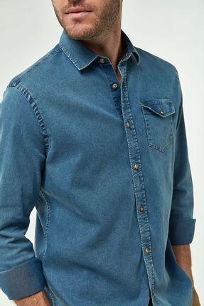 Camisa-New-Jeans---Indigo---Tamanho-P