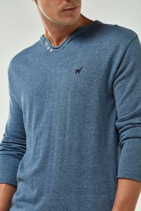 Tricot-Italianinho---Azul-Jeans---Tamanho-P