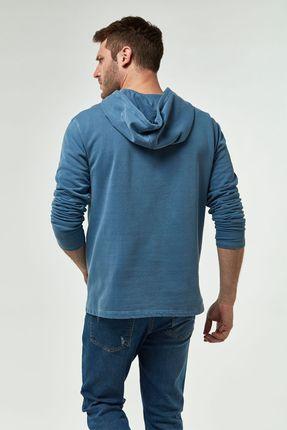Moletinho-Canguru-Tinturado---Azul-Jeans---Tamanho-GG