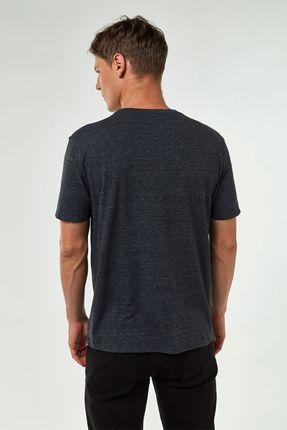 Camiseta-Eco-Flame-Com-Bolso---Cinza-Chumbo---Tamanho-M