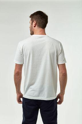 Camiseta-Lhama-Grafica---Branco---Tamanho-M