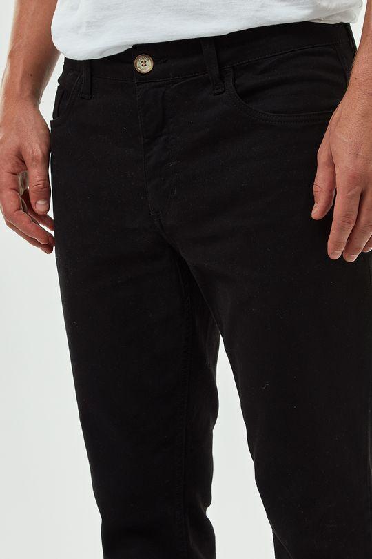 Calca-Five-Pockets---Preto---Tamanho-40