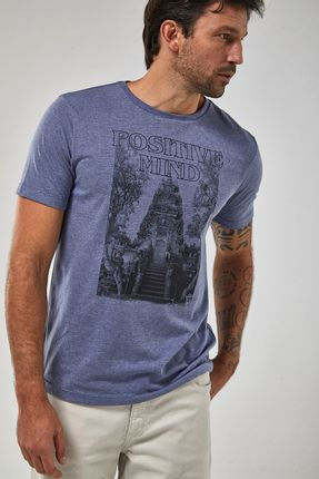 Camiseta-Positive-Mind---Azul-Jeans