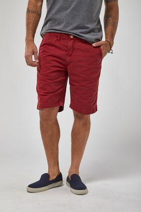 Bermuda-Chino---Vermelho---Tamanho-42