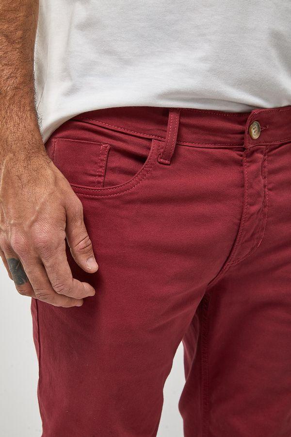 Calca-5-Pockets---Vermelho---Tamanho-40