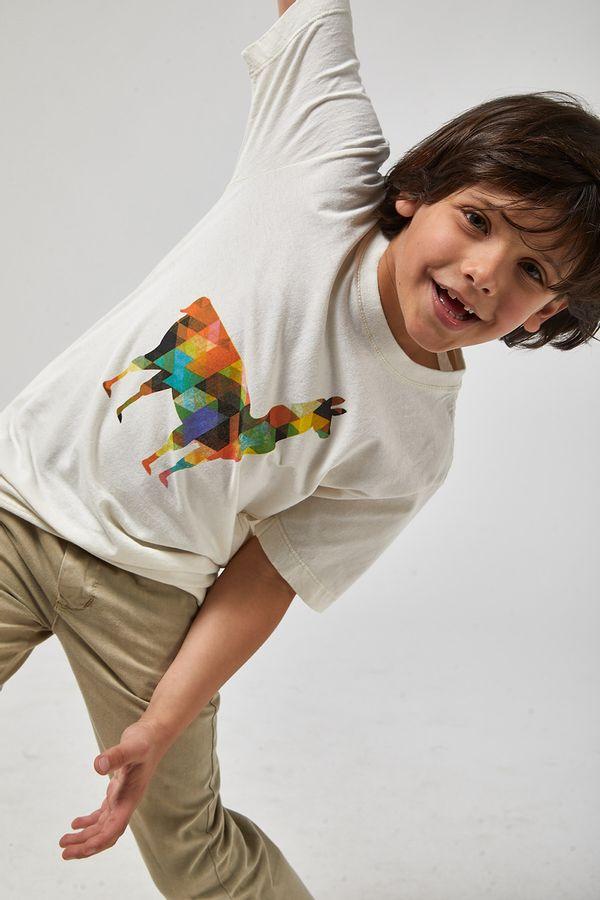 Camiseta-Lhama-Arlequim-Boys---Off-White---Tamanho-2
