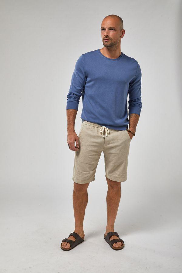 Tricot-Algodao-Pima---Azul-Jeans---Tamanho-GG