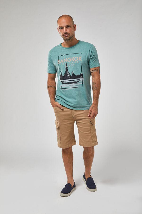 Camiseta-Bangkok---Verde-Stone---Tamanho-M