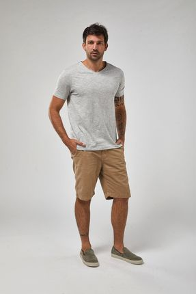 Camiseta-Peixes---Cinza-Mescla---Tamanho-P
