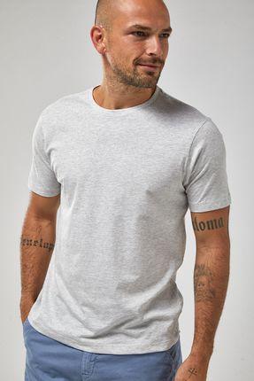 Camiseta-Coquinho---Cinza-Mescla---Tamanho-G