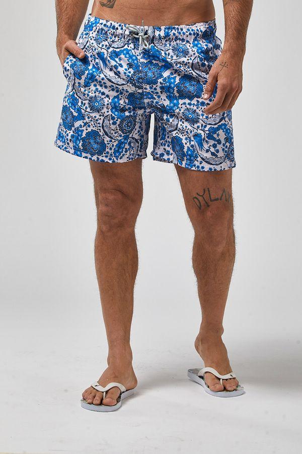 Shorts-Chintz---Branco-Com-Azul---Tamanho-P