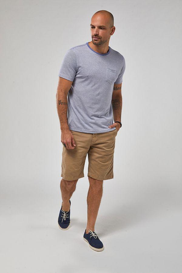 Camiseta-Eco-Listrinha---Azul-Jeans---Tamanho-X