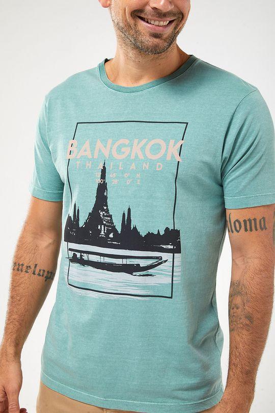 Camiseta-Bangkok---Verde-Stone---Tamanho-P