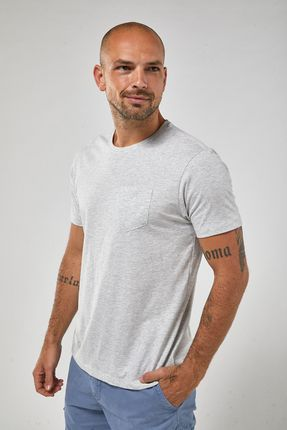 Camiseta-Alga---Cinza-Mescla---Tamanho-P