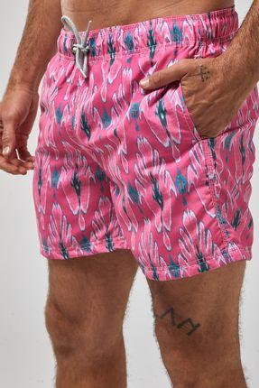 Shorts-Ikat---Rosa---Tamanho-P