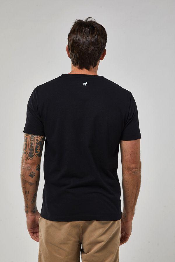 Camiseta-Eco-Arco-Iris---Preto---Tamanho-X