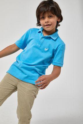 Polo-Lhama-Stretch-Boys---Azul-Turquesa-